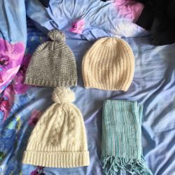 Hats for winter and demi seasonal