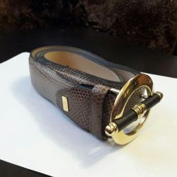 ☄The leather belt original Eleganzza Ele