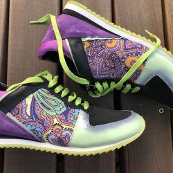Etro Style Sneakers