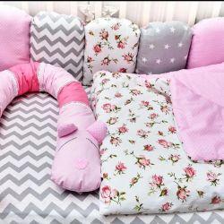 Lenjerie de pat în pat