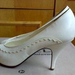 παπούτσια Γιουγκοσλαβία δέρμα p.38 (ανταλλαγή)
