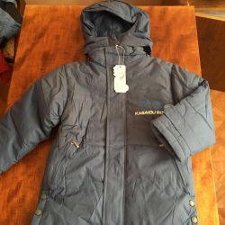 Vânzarea de noi jachete