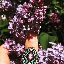 Ethno Handmade Ring