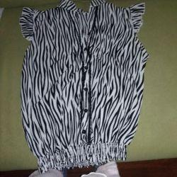 Summer blouse 46-48 size