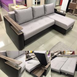 Corner Sofa bed Carmen DU