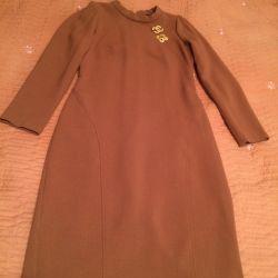 Rochie tricou cald, r. S (42) schimb / vânzare