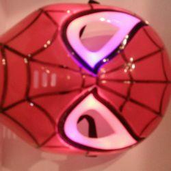 Μάσκα λαμπερό αράχνη