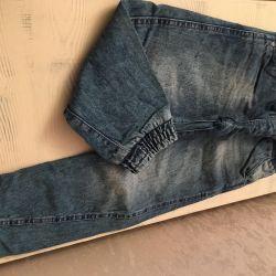 Jeans warm