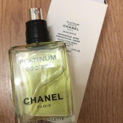Духи тестер егоїст Шанель платинум Chanel egoiste