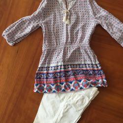 Καλοκαιρινό χιτώνιο - μπλούζα Waikiki 8L