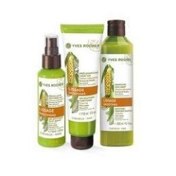 Hair Set with Okra Seed Extract