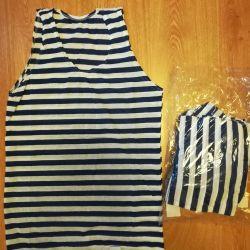 Yeni T-shirtler, pamuk, boyut 44,46,48,50