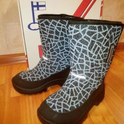 Kuoma Boots. NEW