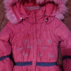 jacket warm for 3-4 years