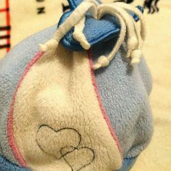 Καπέλο Columbia fleece για 1,5-2 χρόνια