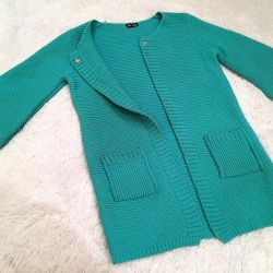 Knitted cardigan 48 (50)