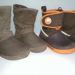 Crocs boots original 27r-p