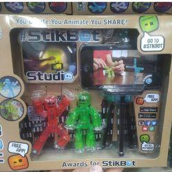 StikBot Toy Studio
