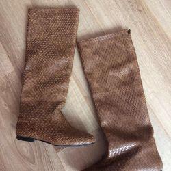 Light boots 36