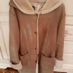 Sheepskin coat turkish. .
