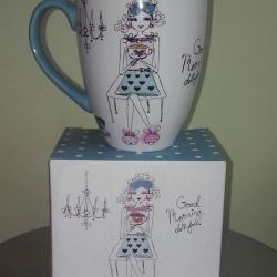 Mug of ceramic 650 ml. .