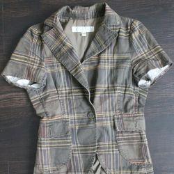 Jachetă Amisu cu mânecă scurtă