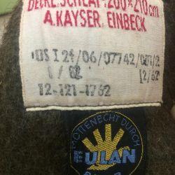 Blanket of the German Saldat