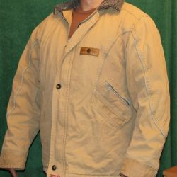 Американская демисезонная куртка XL-XXL