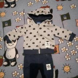 Adidas costume