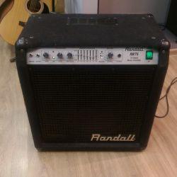 Randall bass combo
