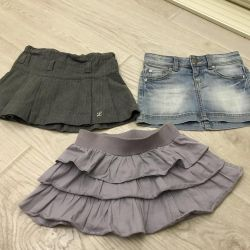 Skirts for 4-5 years