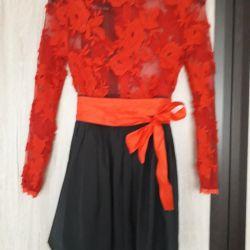 Elbise, profile bak