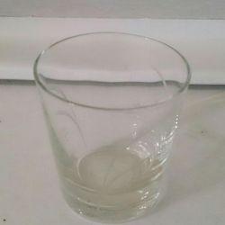 Sticlă de sticlă 4 buc