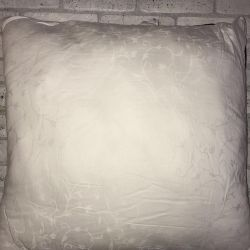Used pillow