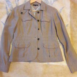Пиджак шелковый 44 размер Tommy Hilfiger