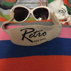 Retro baby banz sunglasses