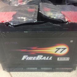 Baterie FIER BALL 77 Ah 550 A