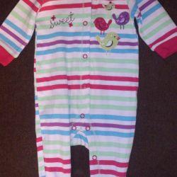 Pijamale pentru mărimea 2