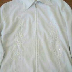 Școală bluză