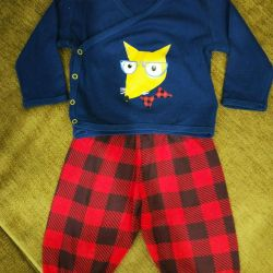Kit για αγόρι 6-9 μήνες.