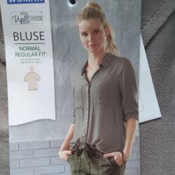 New German women blouse