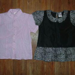 Блузки 4-5років