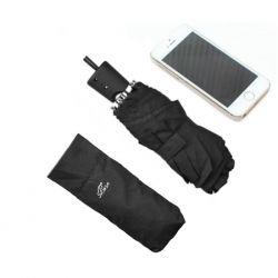 Зонт-мини карманный черный Sponsa-новый