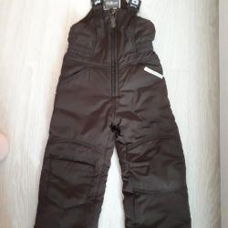 Gulliver 104 warm pants