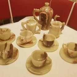 Onyx Tea Set