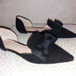 Стильные туфли HM 38-39