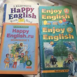 English textbooks