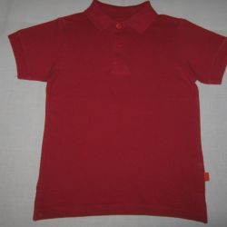T-shirt for children POLO Sleeve with sleeve 104-110 CFL