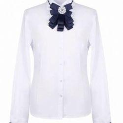 Bluze pentru fete școlare