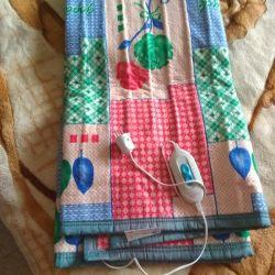 Çocuk elektrikli battaniyesi